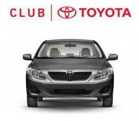 Club Toyota @ Milton Toyota in Ontario