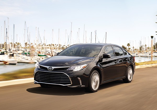 2017 Toyota Avalon @ Milton Toyota in Greater Toronto Area