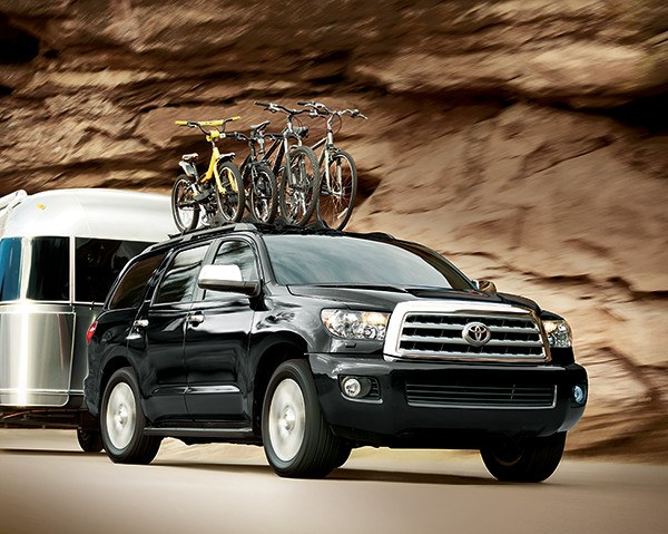 2017 Toyota Sequoia @ Milton Toyota in Greater Toronto Area