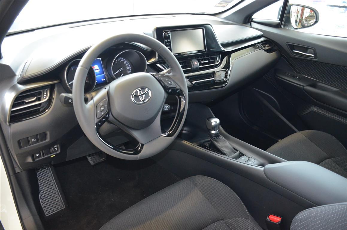 Toyota C-HR in Toronto