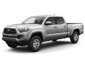 Toyota Canada Incentives for the new 2017 Toyota Tacoma Pickup Truck in Milton, Toronto, and the GTA