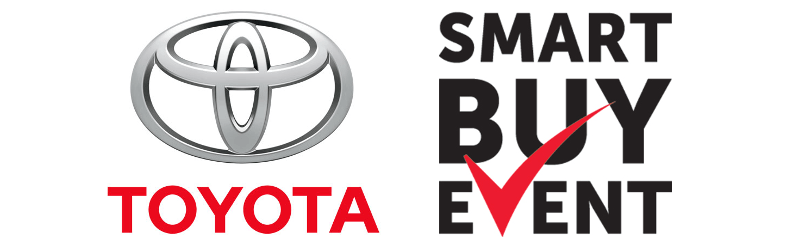 Toyota Smart Buy Event: Toyota Canada Incentives for February 2017
