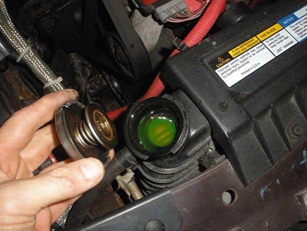 How To Check Antifreeze >> How Do I Check The Coolant Level Milton Toyota