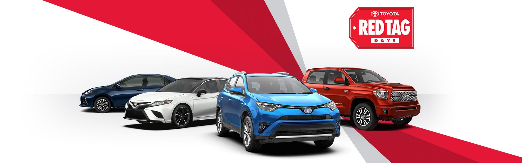 Image result for toyota redtag days 2018