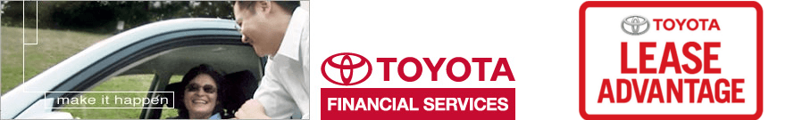 Toyota Financial Services in Toronto and the GTA.