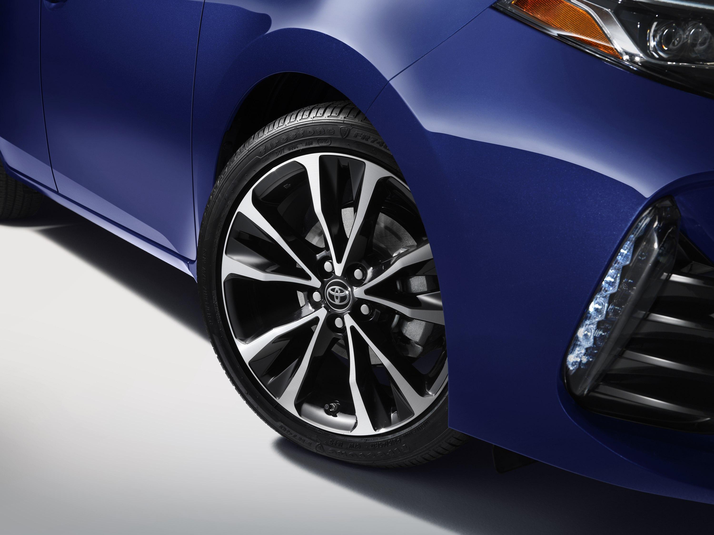 2017 Toyota Corolla Wheels @ Milton Toyota in Greater Toronto Area