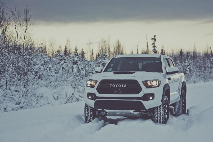 2017 Toyota Tacoma  @ Milton Toyota in Greater Toronto Area