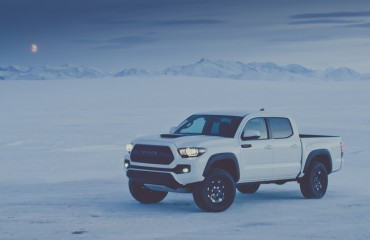 2017 Toyota Tacoma  @ Milton Toyota in Greater Toronto Area