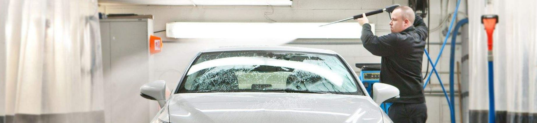 Toyota Touch Detailing at Milton Toyota in Ontario