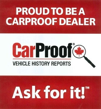 Carproof at Milton Toyota in Ontario
