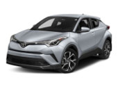 Toyota Canada Incentives for the new 2018 Toyota C-HR Compact Crossover SUV in Milton, Toronto, and the GTA