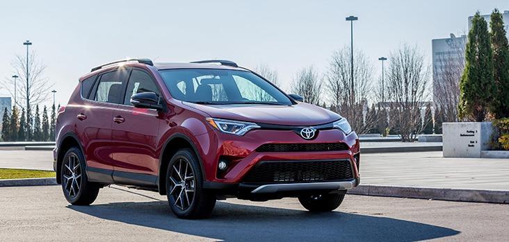 2017 Toyota RAV4 @ Milton Toyota in Greater Toronto Area