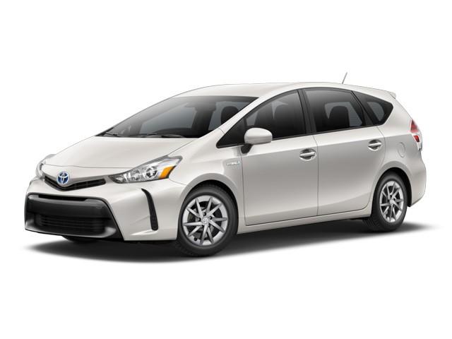 2017 Toyota Prius V @ Milton Toyota in Greater Toronto Area