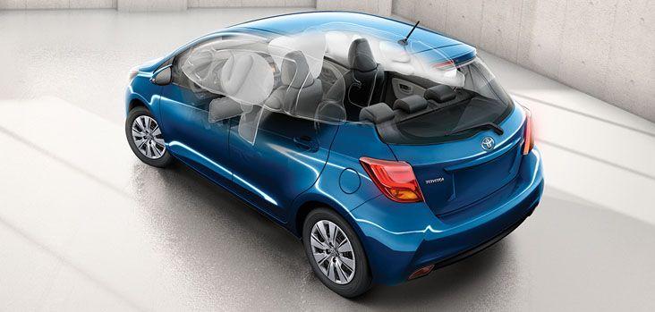 2017 Toyota Yaris Hatchback @ Milton Toyota in Greater Toronto Area