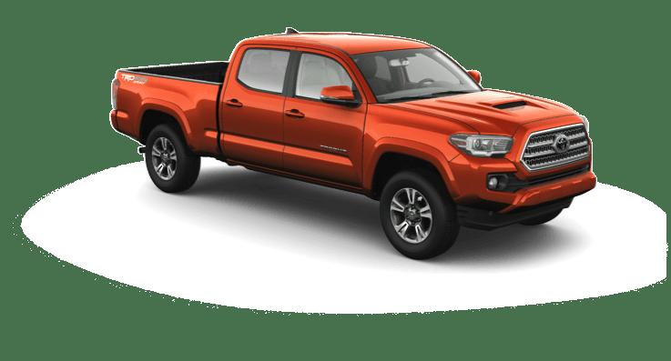 2018 Toyota Tacoma Exterior @ Milton Toyota