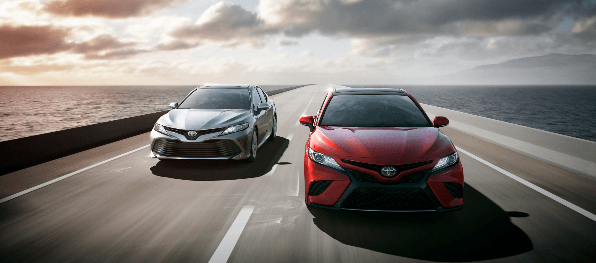 2018 Toyota Camry @ Milton Toyota in Greater Toronto Area