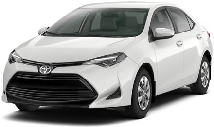 Toyota Canada 2017 Corolla Sedan and Corolla iM Incentives in Milton