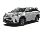 Toyota Canada Incentives for the new 2017 Toyota Highlander SUV and Highlander Hybrid in Milton, Toronto, and the GTA