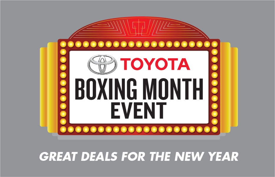January Toyota Canada Incentives in Milton Ontario, and the GTA.