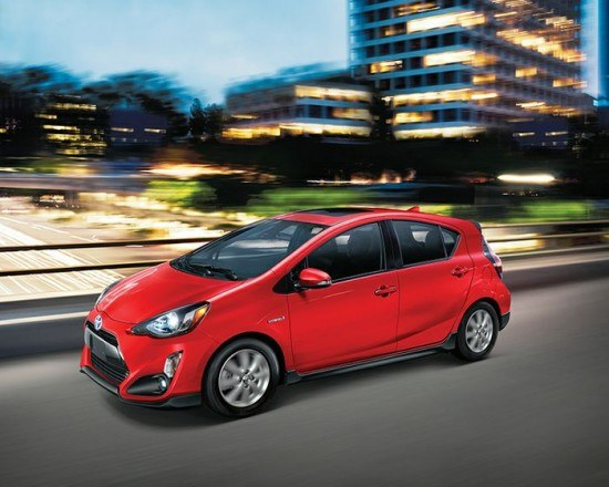 the 2017 toyota prius c is stylish nimble and incredibly efficient milton toyota. Black Bedroom Furniture Sets. Home Design Ideas