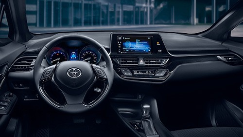 2018-toyota-C-HR---interior