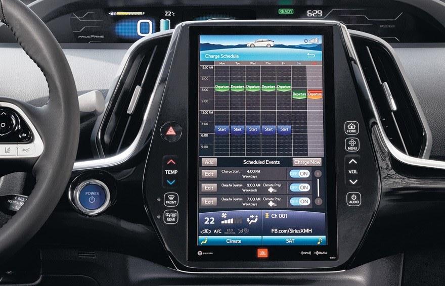 2018 Toyota Prius Prime Plug-In Electric Hybrid at Milton Toyota