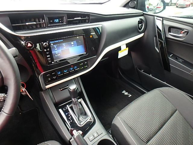 2018 Corolla iM interior at Milton Toyota