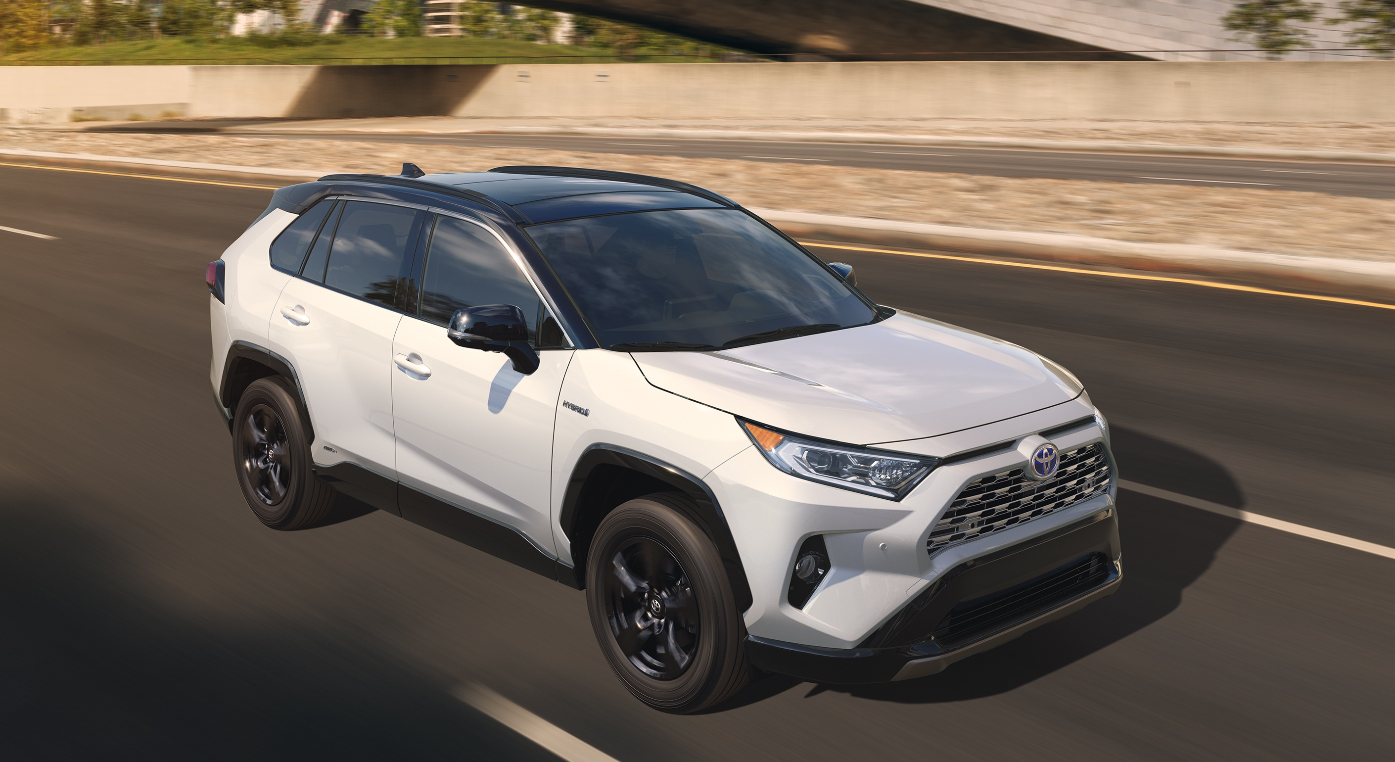2019 Toyota RAV4 On the Road @ Milton Toyota in Greater Toronto Area