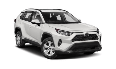 Toyota Canada 2020 RAV4 and Hybrid Incentives in Milton
