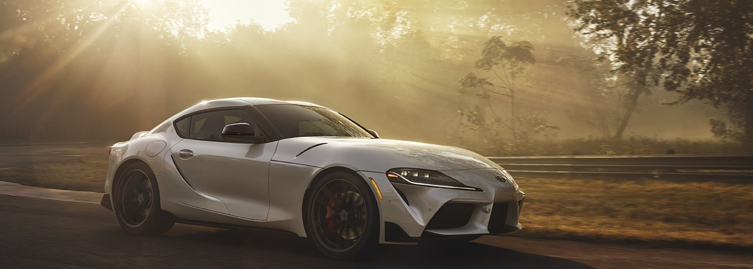 2020 Supra GR  at Milton Toyota