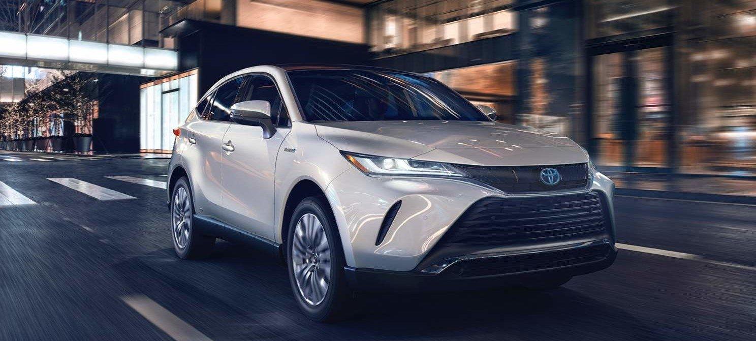 2021 Toyota Venza  Milton Toyota